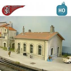 Railway station buffet H0 PN Sud Modelisme 8769 - Maketis