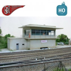 SNCF Stellwerk H0 PN Sud Modelisme 8778 - Maketis