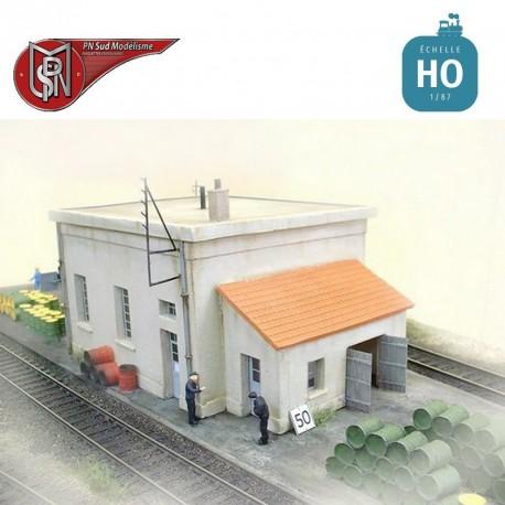 Oil mill H0 PN Sud Modelisme 8781 - Maketis