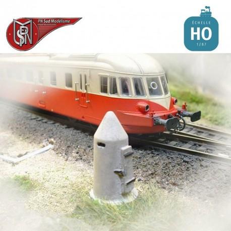 Individual station and depot shelters H0 PN Sud Modelisme 8784 - Maketis