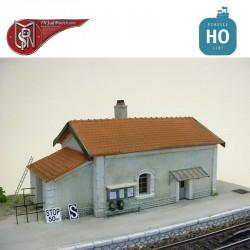Lampstore for depot and station H0 PN Sud Modelisme 8785