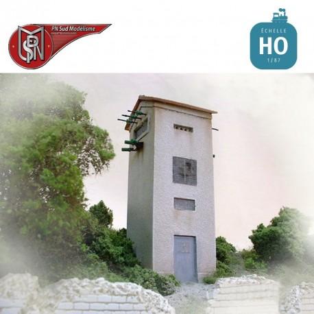 EDF tower post H0 PN Sud Modelisme 8788 - Maketis