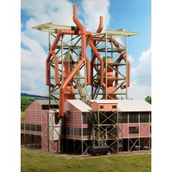 Blast furnace, double version - Joswood 17042 - MAKETIS
