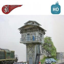 Elektrizitätsverteilungs-Unterstation H0 PN Sud Modélisme 8791 - Maketis