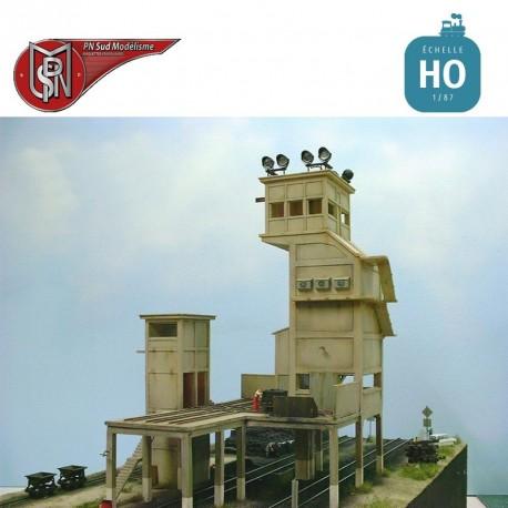 Coal slide H0 PN Sud Modelisme 87105 - Maketis