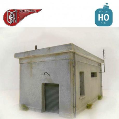Technical room H0 PN Sud Modelisme 87132 - Maketis