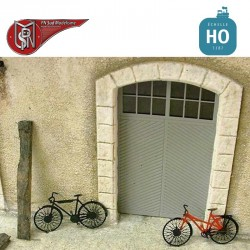 Fahrräder (10 St) H0 PN Sud Modélisme 87710 - Maketis