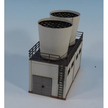Zellenkühler/Kühltasse 2 Stück - Joswood 17055 -MAKETIS