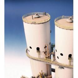 Wassertanktankaufsatz Winderhitzer