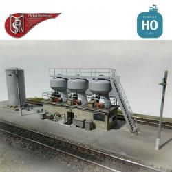 Sand station for depot H0 PN Sud Modelisme 87110 - Maketis