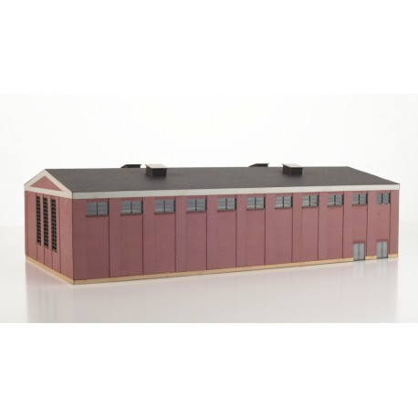 Grand batiment usine/atelier - Joswood 17081 - MAKETIS