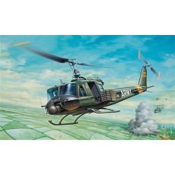 Hélicoptère UH-1B HUEY 1/72 Italeri 040 - Maketis