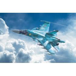 Avion Sukhoi SU-34/SU-32 FN 1/72 Italeri 1379