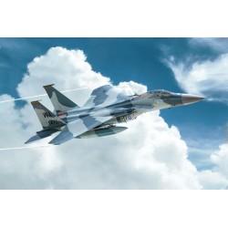 Avion F-15C Eagle 1/72 Italeri 1415 - Maketis