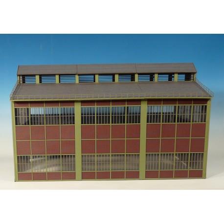 Cast house, modules 1 - Joswood 17086 - MAKETIS