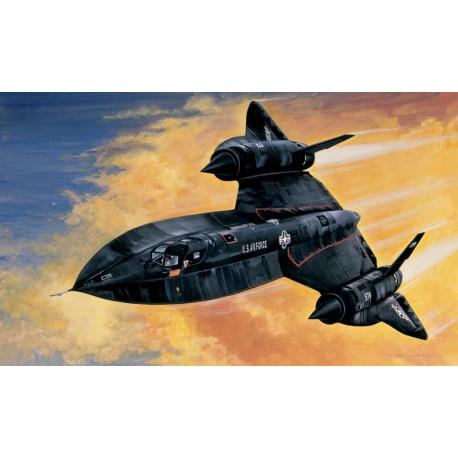 Avion SR-71 Black Bird 1/72 Italeri 0145