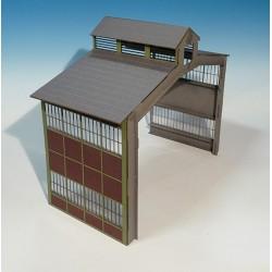 Grand batiment d'usine, modules 2 extension - Joswood 17087 - MAKETIS