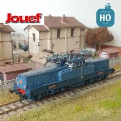Locomotive électrique BB 13017 livrée bleu SNCF Ep III Digital son Jouef HJ2336S - Maketis