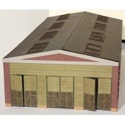Große Wagenhalle - Joswood 19015 - MAKETIS