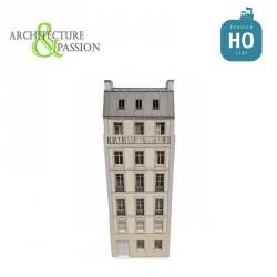 Immeuble Fond de décor 6 étages 104 HO Architecture & Passion 87FDD104
