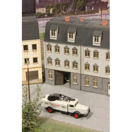 Stadthaus mit Durchfahrt - Joswood 21013 - MAKETIS