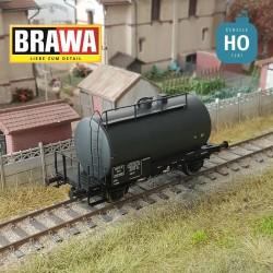 Wagon citerne SCwf SNCF Ep III HO Brawa 50013 - Maketis