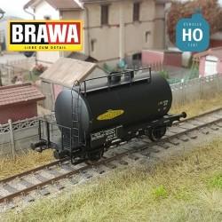 Wagon citerne SCwf SNCF Simotra Ep III HO Brawa 50014 - Maketis