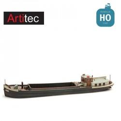 Kit de bateau 120T à moteur du Rhin HO Artitec 50104