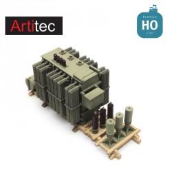 Chargement gros transformateur AEG HO Artitec REE