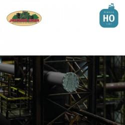 Manhole cover 10 mm Joswood JW40080 - MAKETIS