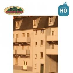 Anbau Stadthaus WC, Putz