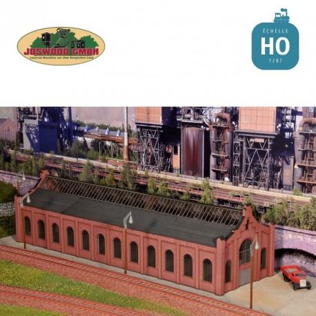 Turning shop, lengthening - Joswood 17021 - MAKETIS