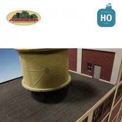 Coal preparation, steel frame/brick - Joswood 17024 - MAKETIS