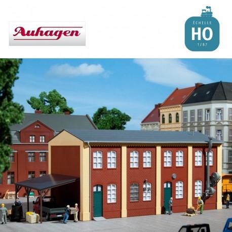 Bâtiment de production HO Auhagen 11423 - Maketis