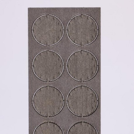 Manhole cover 124 (10 pces) Joswood JW40016 - MAKETIS