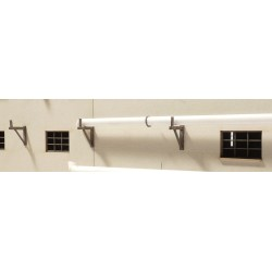 Wandhalter 10mm