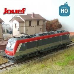 Locomotive Electrique BB 36012 SNCF Rouge/gris EP V Digital son HO Jouef HJ2398S - Maketis
