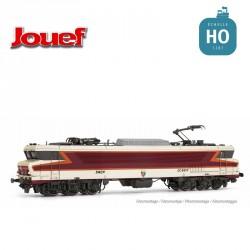 Locomotive électrique CC6517 Vert blanc SNCF Ep IV Digital son HO Jouef HJ2372S - Maketis
