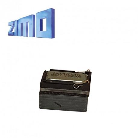 Haut-parleur 11x15x9 mm, 8 Ohm/1 W pour décodeurs sonores Zimo LS10X15