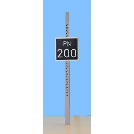 Panneau fixe PN 200 mètres
