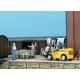 Chariot élévateur en porte à faux Weinert. (Echelle HO) WE3202 - MAKETIS