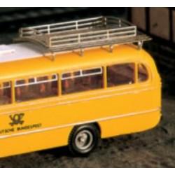 Galerie Weinert pour autobus (Echelle HO)