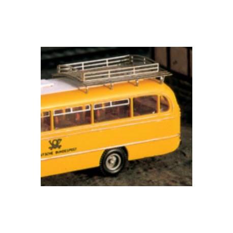 Galerie pour autobus HO Weinert 4312