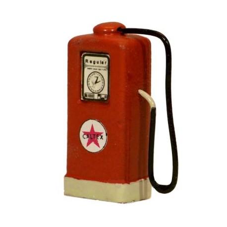 Pompe à essence Caltex