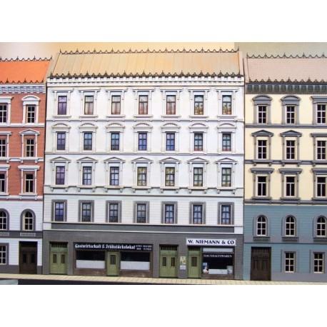 Immeuble de ville, style origine