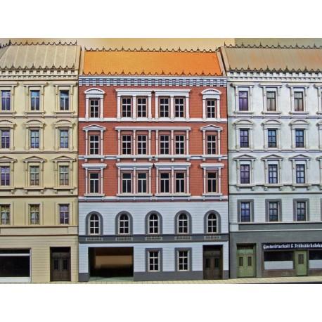 Immeuble de ville courte style origine