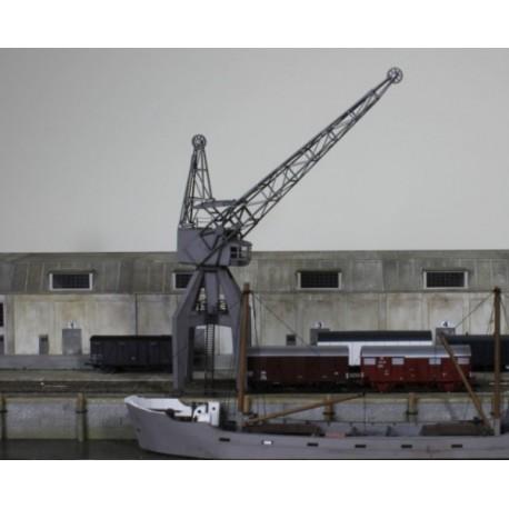 Grue portuaire Kampnagel