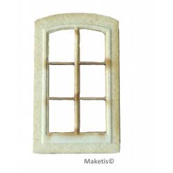 """Fenêtre avec vitre """"laser"""""""