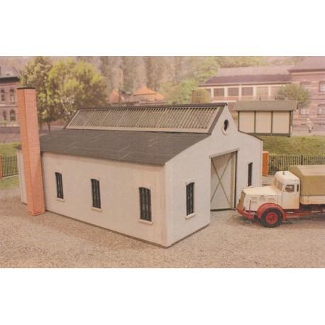 Atelier de camion, plâtre - Joswood 17076 - MAKETIS