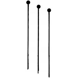 Mains montoire superfines, 10 pièces. Tête 0,3 mm, HO Weinert 8753